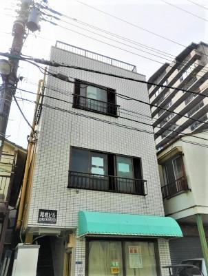 防音部屋付き賃貸マンション(NKビルⅡ・2階)店舗事務所も可